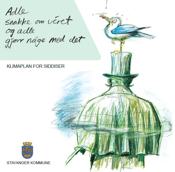 Stavanger kommune – Klimaplan for siddiser